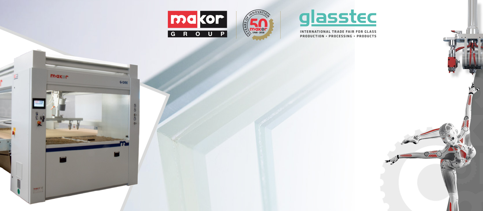 You are kindly invited to see our latest technologies for Glass Painting at Glasstec Trade Fair